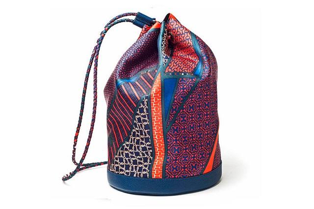 Пэчворк рюкзаки
