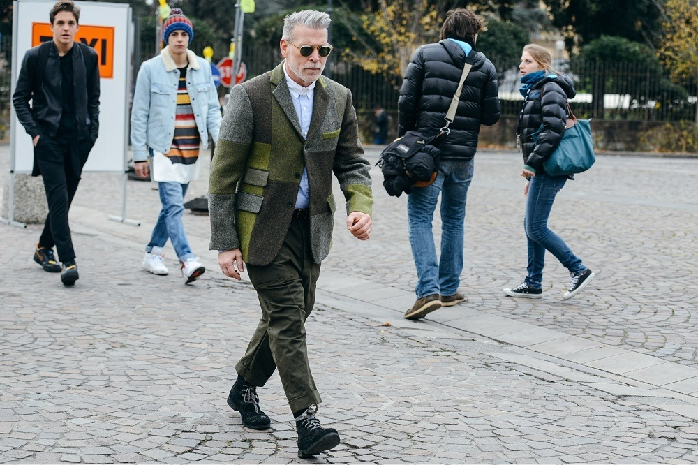 Mens winter fashion 2015