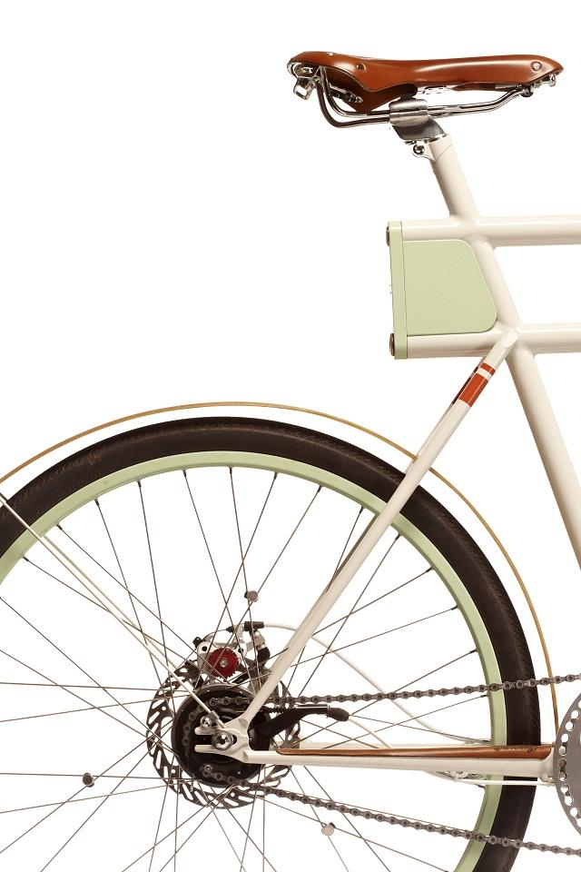 Электрический велосипед Faraday Porteur