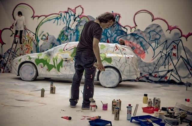 Volvo Art Session: китайская живопись