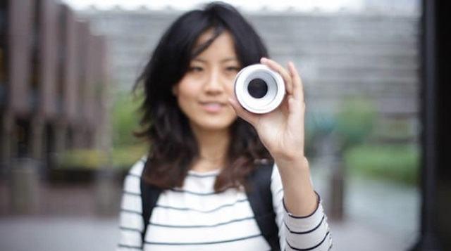 Представлен концепт камеры Iris