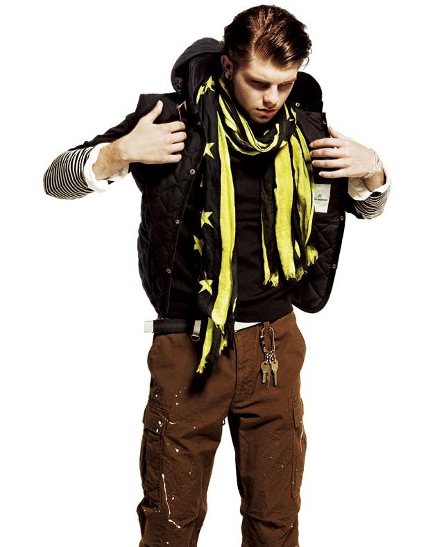 Коллекция одежды зима осень