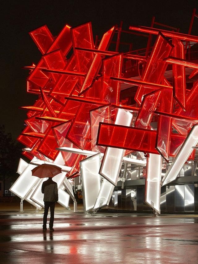 Олимпийский павильон Coca-Cola Beatbox