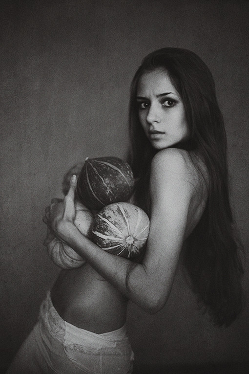Cерия работ фотографа Julia Tsoona