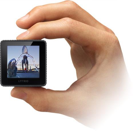 Инновационная фотокамера LYTRO