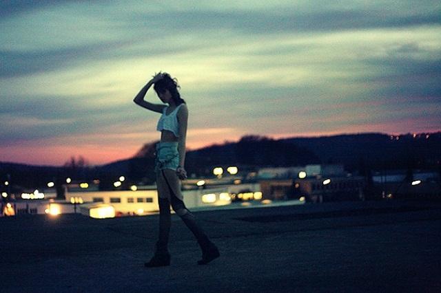 Новые портретные работы от Lina Tesch