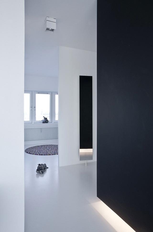Пентхаус в Копенгагене от Norm Architects