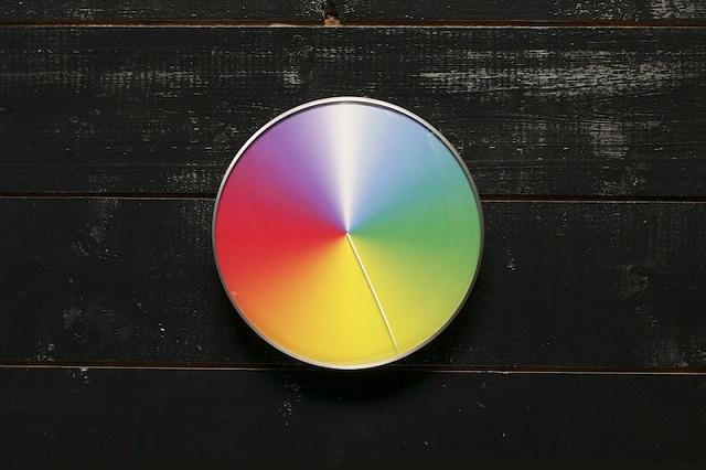 Креативные годовые часы The Present