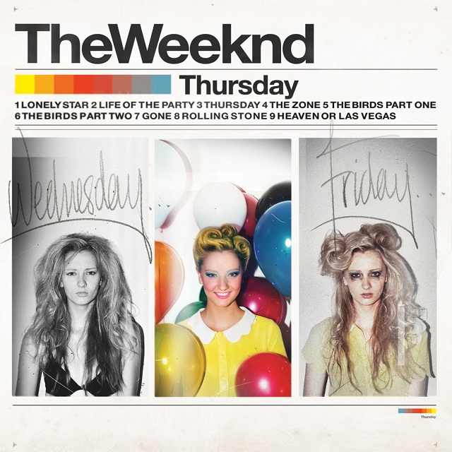 Микстейп: The Weeknd – Thursday