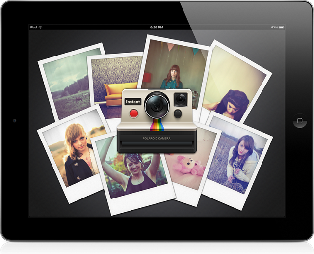 Instant — для тех, кто помнит Polaroid