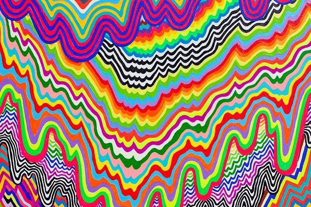 Бумажное искусство. Работы Jen Stark