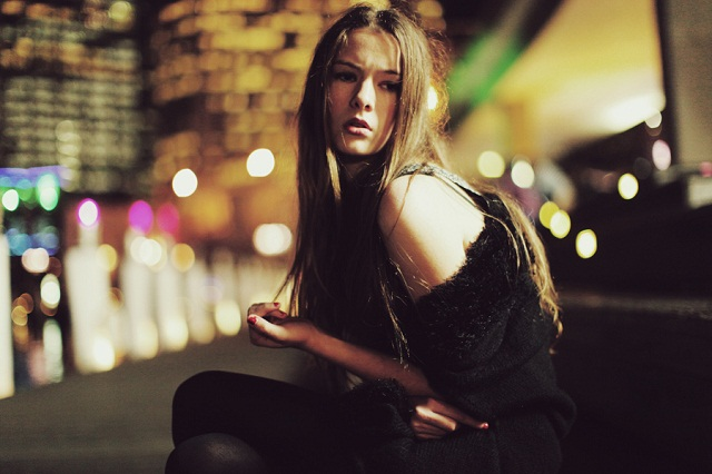 Молодой фэшн-фотограф Lucia Pang
