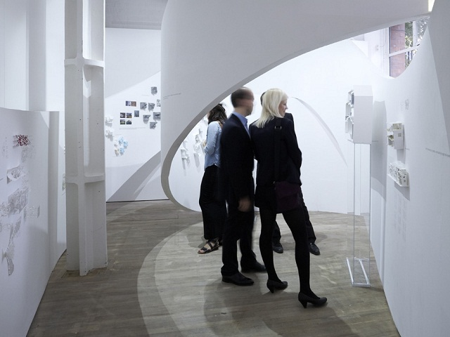 Супер-петля London Design festival 2012