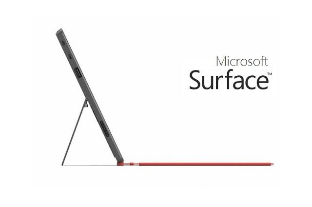 Планшет Microsoft Surface на Windows 8