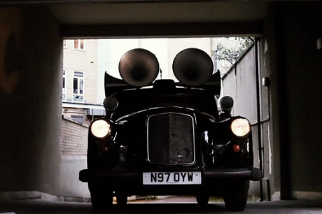 The Sound Taxi. Новое звучание города