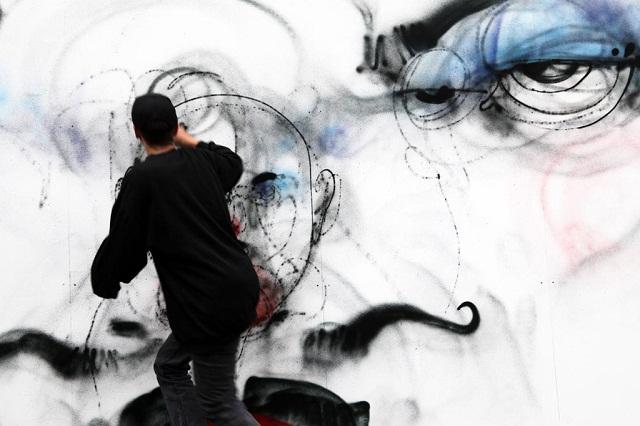 Гедонистическое искусство художника Anthony Lister