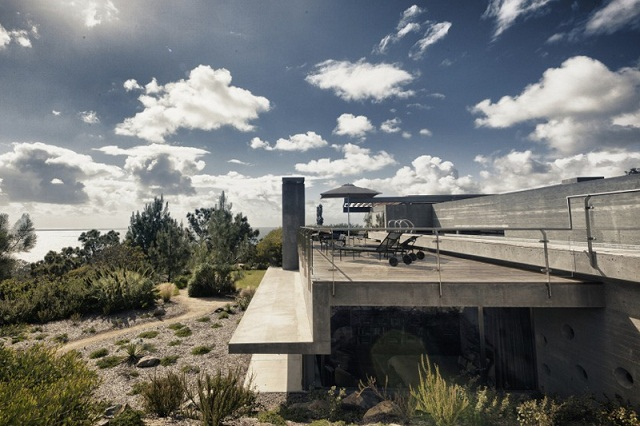 Частный дом Atalaya от Alberto Kalach