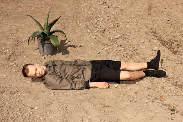 Christian Engholm для Won Hundred весна-лето 2013