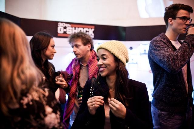 G-Shock Sessions и коллаборация G-Shock x Medicom Toy