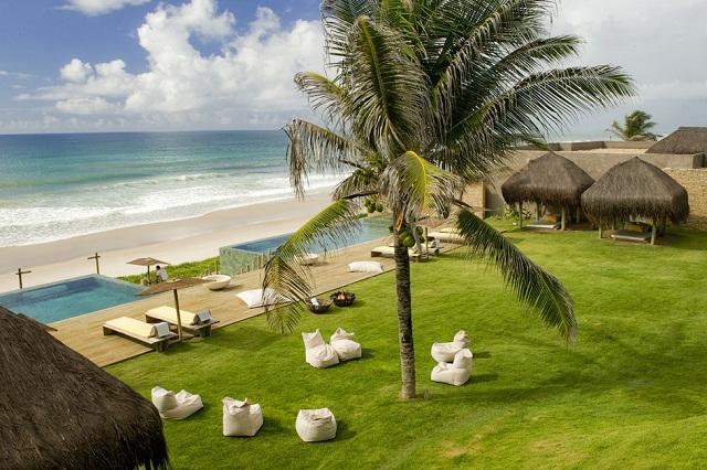 Отель Kenoa – Exclusive Beach Spa & Resort