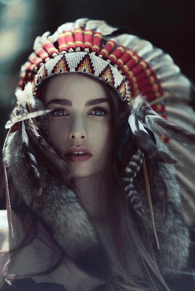Молодой фэшн-фотограф Lara Jade