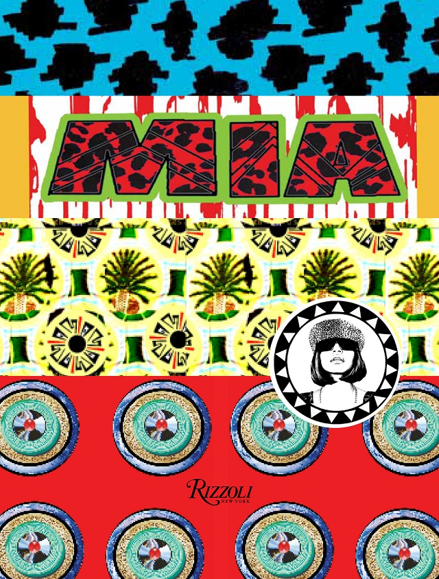 M.I.A. выпустила арт-альбом со своими работами