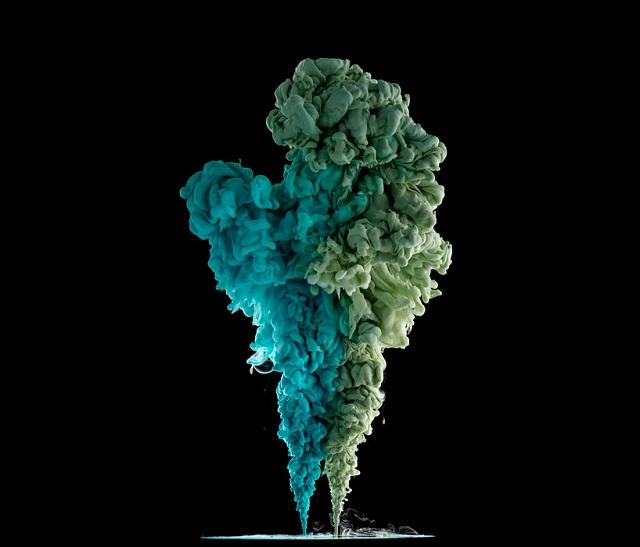 «Жидкие облака» Marcel Christ. Химия и фотография в одном флаконе