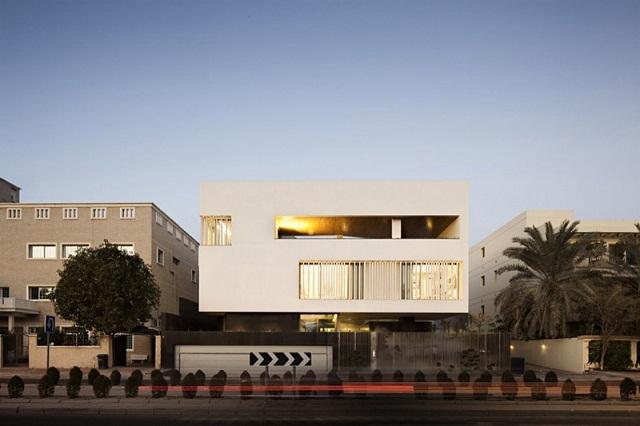 Дом Secret House от студии AGi Architects