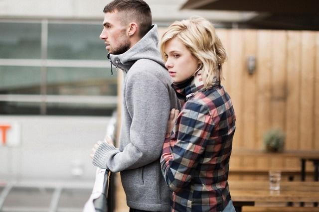 Коллекция одежды Bench осень-зима 2012
