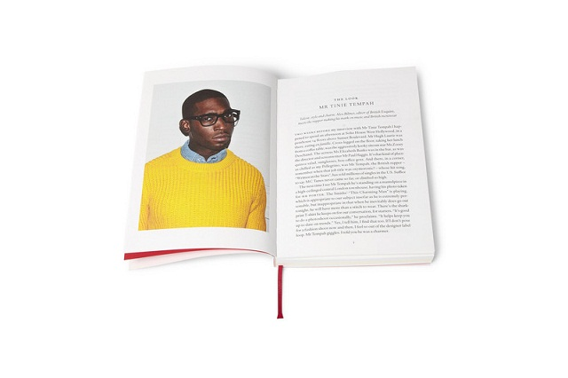 Онлайн-ретейлер Mr. Porter представил книгу