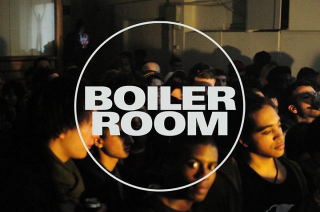 Новый микстейп Jamie xx – Boiler Room