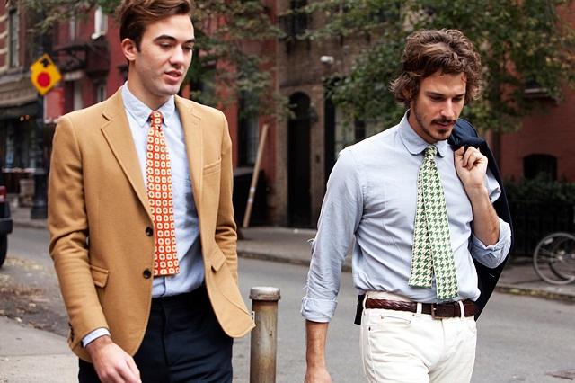 Праздничный лукбук галстуков от Orley