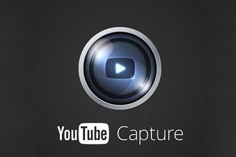 Приложение YouTube Capture появилось в App Store