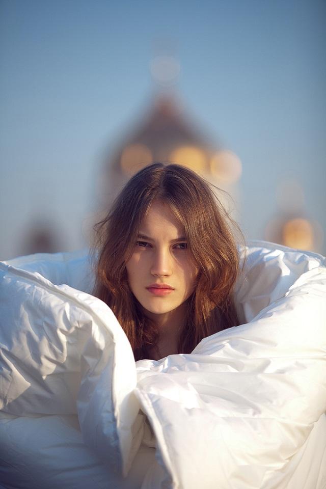 Cовременный московский фотограф Анна Козленко