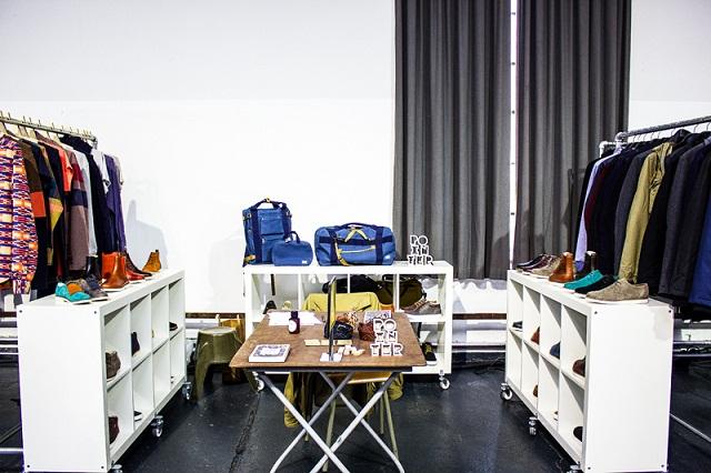 Фоторепортаж с выставки Capsule в Берлине