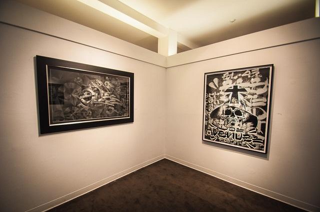 Возрождения искусства от Chaz Bojorquez