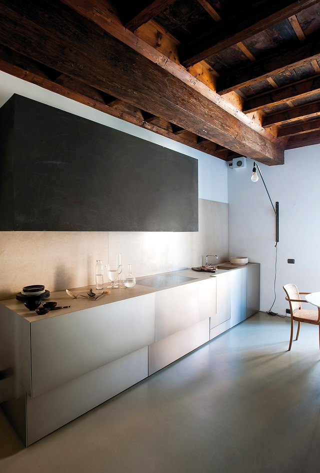 Творческая обстановка в квартире фотографа Federica Bottoli