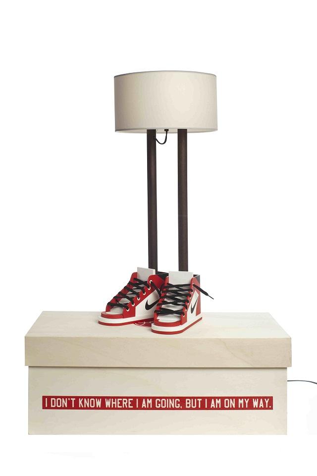 "Креативная лампа ""6ft 6in"" от Grotesk x Case Studyo Release"