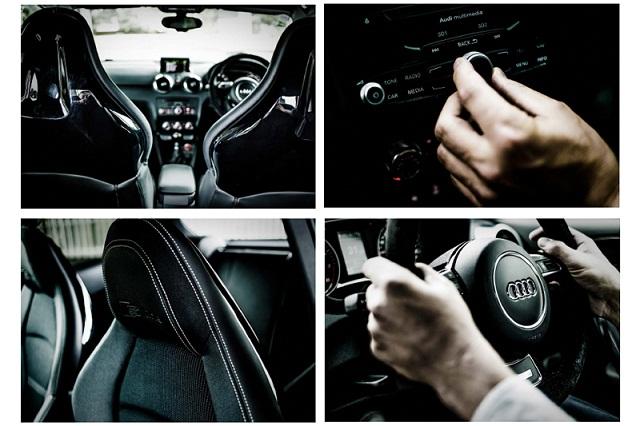 Huffer x Audi A1