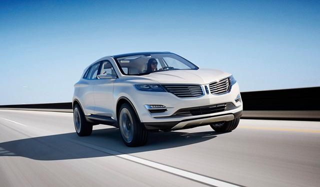 Lincoln MKC Concept 2013 года