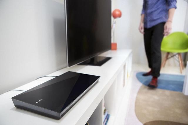 Новые Blu-Ray плееры Sony BDP-S5100