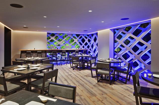 Японский ресторан Tori Tori в Мехико