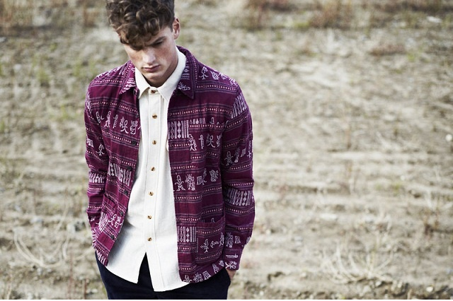 Коллекция одежды YBDPT осень-зима 2012-13