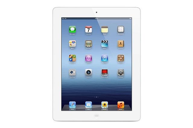 Apple представила 128GB iPad c экраном Retina