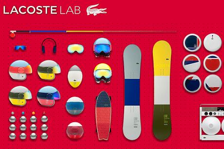 Новая коллекция Lacoste Lab для Lacoste L!VE 2013
