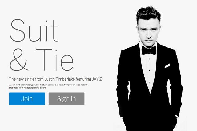 Justin Timberlake перезапустил MySpace