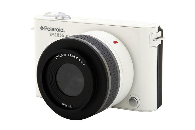 Polaroid IM1836 - камера со сменной оптикой на Android