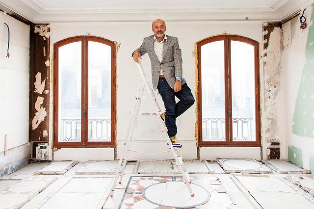 Christian Louboutin Home: Обратная сторона моды