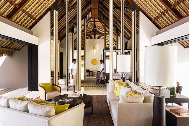 Открытие нового отеля Cheval Blanc Randheli на Мальдивах