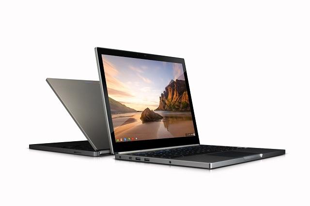 Google представил ноутбук Chromebook Pixel